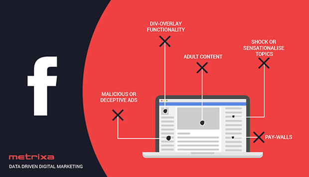 [metrixa-blog-post]Stricter Facebook Ad Guidelines To Be Enforced