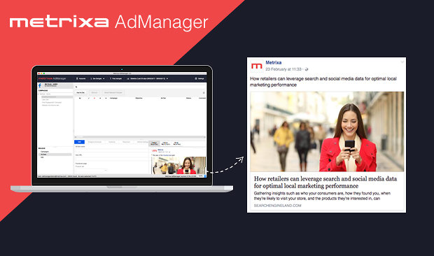 [metrixa-blog-post]Tutorial: How to Create Campaigns, Ad Sets & Ads with Metrixa AdManager