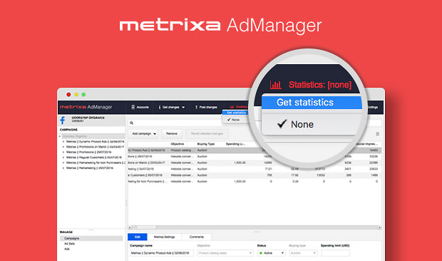 [metrixa-blog-post]How to get stats and customize columns using Metrixa AdManager