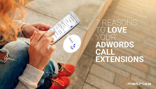 [metrixa-blog-post]7 reasons to love your Adwords call extensions